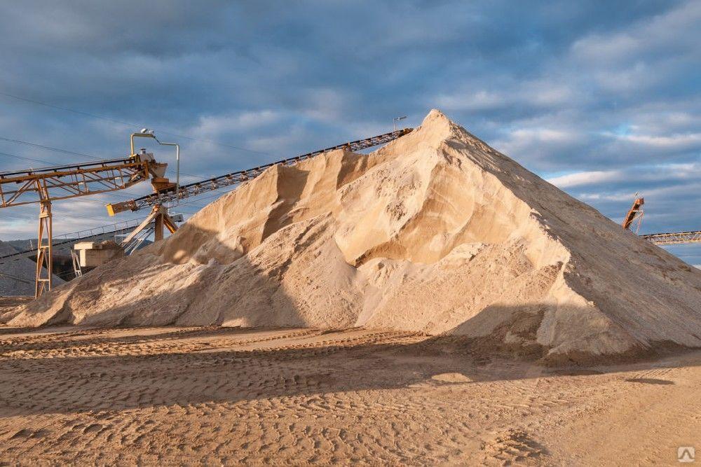 фото карьеров песка
